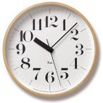 Lemnos レムノス Riki Clock リキクロック RC 電波時計 WR07-11