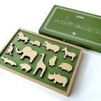 noe ノエ 木の動物セット 木のおもちゃ 木の動物積み木セット 木製玩具 知育玩具 つみき お風呂遊び おもちゃ マストロジェペット ノアの箱舟 誕生