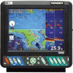 HONDEX ホンデックス 8.4型カラー液晶プロッターデジタル魚探 HE-81GPII-Di TD28 600W 50/200KHz アンテナ内蔵 魚群探知機 HE-81GP2-Di