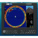 HONDEX ホンデックス 10.4型カラー液晶デジタルマルチスキャン HE-773II-Di 290KHz TD303 手動上下装置仕様 マルチスキャン ホンデックス魚探
