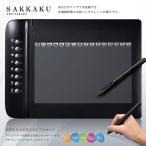 ペンタブレット プロ SAKKAKU 錯覚 高度 表現力 USB式 極薄 繊細 フォトショップ デザイン 絵 パソコン 写真 ET-M1000L