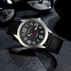 クォーツ時計 メンズ 腕時計 文字盤チェック柄 アラビア数字 ET-G001