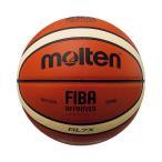 [molten]モルテンバスケットボール国際公認・検定7号球GL7X(BGL7X)オレンジ×アイボリー[取寄商品]