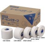 バトルウィン テーピングテープ 非伸縮タイプ C38 38mm 12M 12個