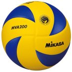[Mikasa]ミカサバレーボール 国際公認球 検定球5号(MVA200)(00)[取寄商品]