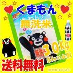 令和1年産,R1年産【】,くまもん,の絵、無洗米,30Kg(九州,熊本のお米より)5Kg×6個