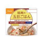 尾西食品−OnishiFoods 五目ご飯1食分