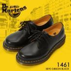 ショッピングドクターマーチン ドクターマーチン Dr.Martens ギブソン 3ホール 1461 GIBSON ブラック 11838002