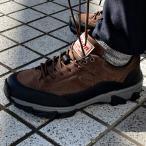 アウトドア シューズ スニーカー メンズ 登山靴 トレッキング 靴 防水 3E カジュアル
