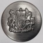 メタル(金属)ボタン 裏足付 25mm 1個入 (ニッケル) MAZ0192 KN (ジャケット・コート向) ボタン 手芸 通販
