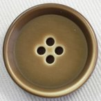 プラスチックボタン 43(茶系) 25mm 1個入 (ナット調) VT108 (ジャケット・コート向) ボタン 手芸 通販