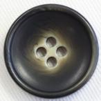 プラスチックボタン 48(茶系) 25mm 1個入 (ナット調) VT84 (ジャケット・コート向) ボタン 手芸 通販