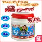 送料無料  洗浄 除菌 脱臭 が1度でできる オールインワン 万能 洗剤 洗剤革命3 300g
