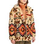 フリーピープル ジャケット・ブルゾン アウター レディース Free People Carmella Faux Fur Jacket Multi