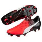 ショッピングプーマ シューズ プーマ シューズ メンズ サッカー PUMA Men's evoPOWER 3.3 FG Soccer Cleats RedBlack