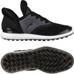 ショッピングプーマ シューズ プーマ シューズ レディース ゴルフ PUMA Women's IGNITE Statement Golf Shoes BlackWhite