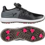 ショッピングプーマ シューズ プーマ シューズ レディース ゴルフ PUMA Women's IGNITE Blaze Sport DISC Golf Shoes BlackGrey