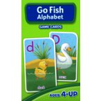 英語カードゲーム:GO FISH ALPHABET/ゴーフィッシュ/英語の大文字と小文字
