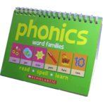 英語カードゲーム:READ SPELL LEARN: PHONICS WORD FAMILIES