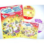 NEW Let's Sing Together 2nd Edition CD & SONG BOOK セット/有名な英語の歌(CD+日英歌詞)
