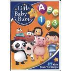 LITTLE BABY BUM (DVD) 日本語訳冊子付き/英語の歌/音楽