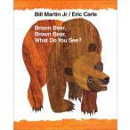 【ビッグブック】BROWN BEAR,BROWN BEAR,WHAT DO YOU SEE? /BIG BOOK/絵本/動物/カラフル/エリック・カール