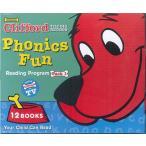 CLIFFORD PHONICS FUN PACK 1 (本12冊&CD)/クリフォードのフォニックス/洋書絵本
