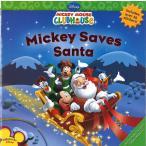 MICKEY SAVES SANTA/サンタクロースをたすけよう/ディズニー・ミッキー/洋書/絵本/多読