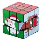 クリスマスのルービックキューブ/サンタ 雪だるま トナカイ他/Christmas Friends Magic Cubes