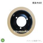 水内ゴム もみすりゴムロール 統合 大60 6インチ 通常ロール(ドラム紺色) ×1個