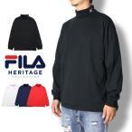 ショッピングタートルネック FILA フィラ FILA TURTLE NECK SHIRT FM9436 タートルネック