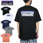 パタゴニア PATAGONIA Tシャツ 半袖Tシャツ メンズ レディース ブランド おしゃれ 大きい M's P-6 LOGO RESPOSIBILI-TEE 38504
