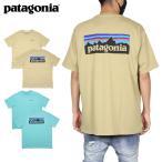 パタゴニア PATAGONIA Tシャツ 半袖  メンズ レディース ブランド 大きいサイズ M''s P-6 LOGO ORGANIC T-SHIRT 38535