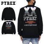 パイレックス トレーナー  PYREX スウェット メンズ レディース 大きいサイズ ブランド CREW 41263