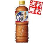 『送料無料』アサヒ 六条麦茶 660mlペットボトル 24本入 (増量ボトル)