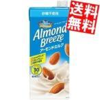 『送料無料』ポッカサッポロ アーモンドブリーズ 砂糖不使用 1L紙パック 6本入 (アーモンドミルク)