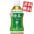 ショッピング特茶 『送料無料』[小型サイズ]サントリー 緑茶 伊右衛門 特茶 350mlPET 24本入