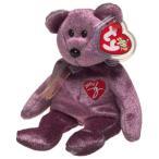 TY ビーニーベイビーズ BEANIE BABIES 2000 SIGNATURE BEAR クマ ぬいぐるみ