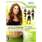 ショッピングWii Wii JILLIAN MICHAEL'S FITNESS ULTIMATUM 2009  北米版ジリアン マイケルス フィットネス アルティメイタム 2009