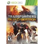 XBOX360 TRANSFORMERS:FALL OF CYBERTRON アジア版トランスフォーマーズ:フォールオブサイバートロン