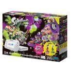 ショッピングWii Wii U スプラトゥーン セット (amiibo アオリ・ホタル付き)  ゲーム機 任天堂 新品・送料無料(沖縄・離島除く)