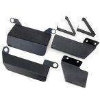 ショッピングハイエース ハイエース 200系 パーツ フットレスト レックパッド 運転席/助手席 足置き 標準/ワイド DX/SGL ワゴン/バン 内装パーツ