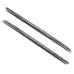 ハイエース 200系 4型 パーツ メッキ ウェザーストリップカバー ウィンドウモール ガーニッシュ 標準/ワイド 外装パーツ