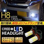ショッピングBOX N-BOX NBOX カスタム  LED フォグランプ 7.5W H8/H11/H16 LEDフォグバルブ 車検対応 LEDライト 電装パーツ