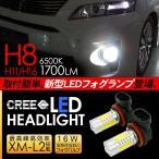 ヴェルファイア / アルファード20系 LED フォグランプ H8/H11/H16 LEDフォグバルブ フォグライト 超高性能LEDライト 後期 電装パーツ