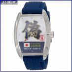 フランク三浦 時計 ジャパンクォーツ 腕時計 MIURA 偽ジャパン公認三浦コラボウォッチ FM04NK-IWJBL