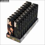 Yahoo!AT-SHOPライター キャンディ迷彩ターボライター 使いきりターボフレームライター CR対応 MX-DT-04  (お得まとめ買い 20本セット) ※色選択不可