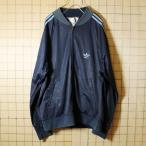 ショッピングジャージ adidas 70s フランス製 古着 ATP VENTEX トップジャージ メンズL ネイビー アディダス