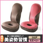 勝野式 美姿勢習慣 リクライニング座椅子