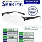 ルーペ メガネ 眼鏡 メガネタイプ 眼鏡型 拡大鏡 見やすい ノーマル 読書 新聞 パソコン 趣味  ...